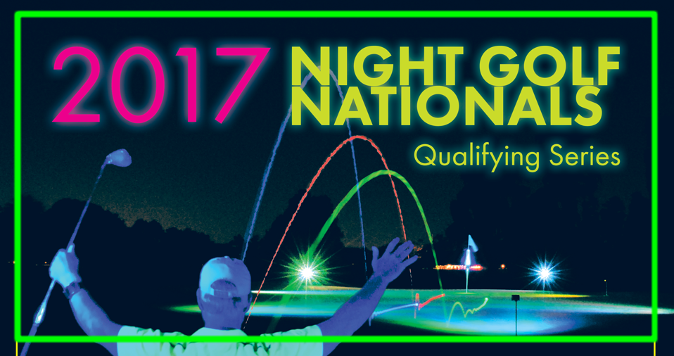 Play the national championships of night golf