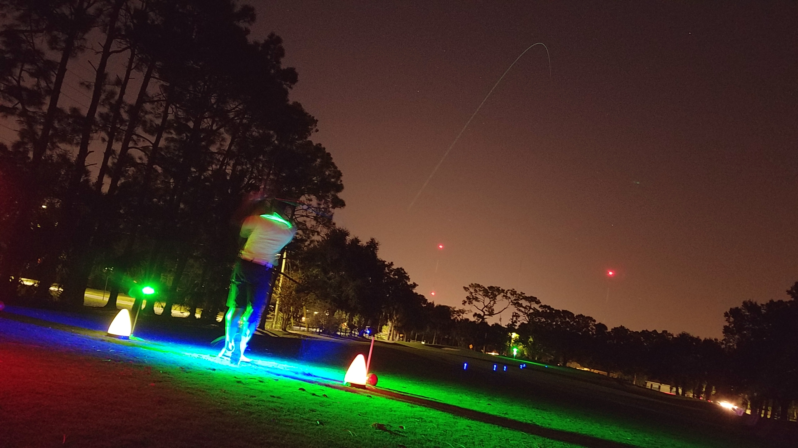 Playiing in the Dec 17th Night Golf Nationals Qualifier #1 at Dubsdread Golf Course, Orlando, Floirda